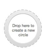 create a new circle google plus